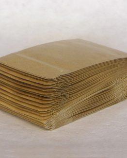 Sachets échantillon de thé 10gr thermosoudable avec zip