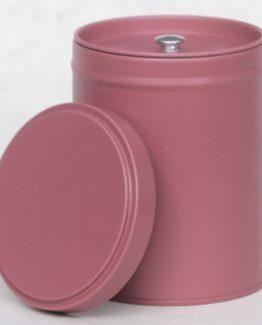 Boîtes à thé vieux rose