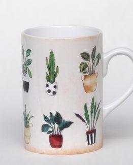 Mug Belles plantes