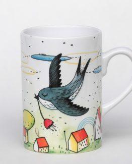Mug Hirondelle