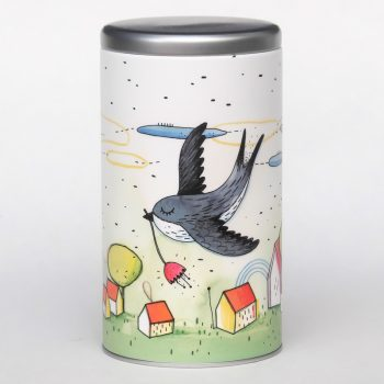 Coffee tin Hirondelle