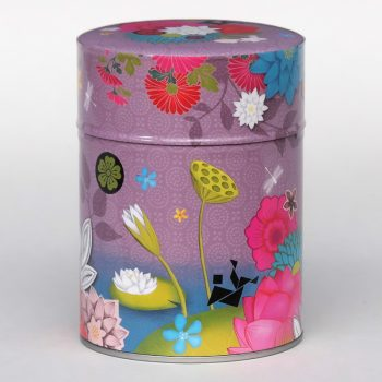 Tea tin Eden