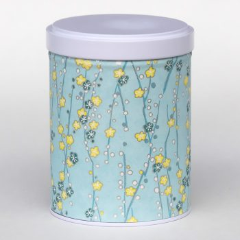 Washi tea tin Anan