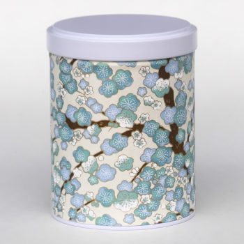 Washi tea tin Migiwa