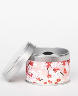 Washi tea tin Eda