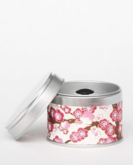 Washi tea tin Izumi