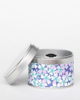 Washi tea tin Owani