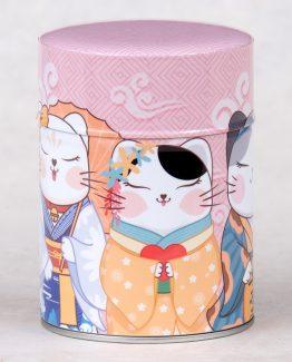 Boîte à thé Shimabara